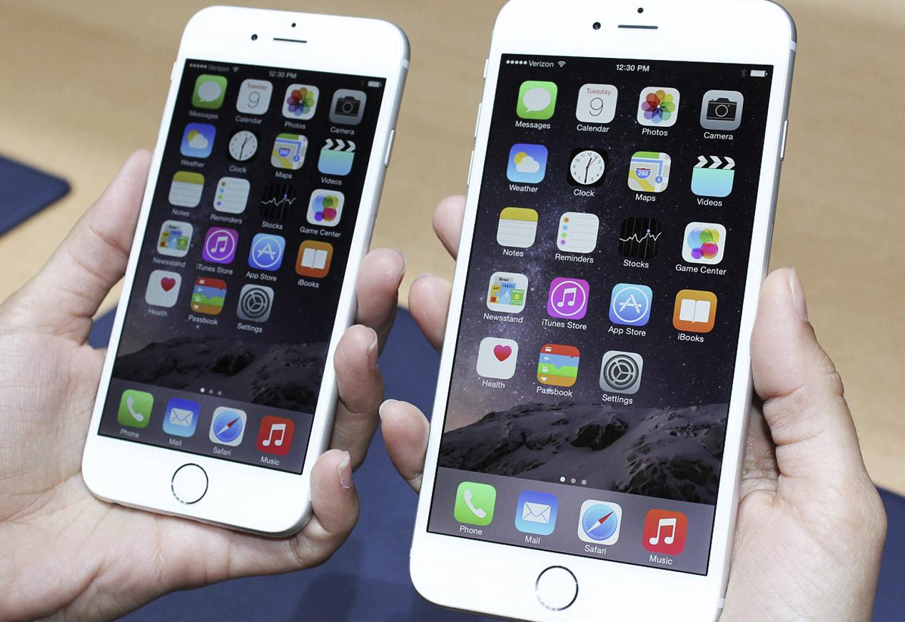 iphone 6 проблемы apple