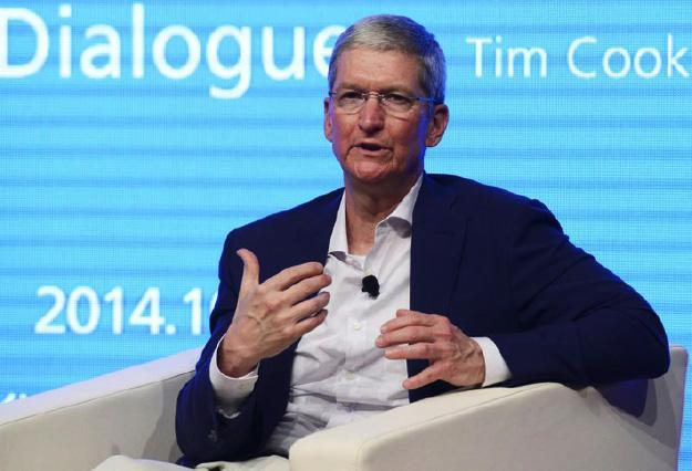 Тим Кук стал вторым в рейтинге успешных бизнесменов в 2014 году