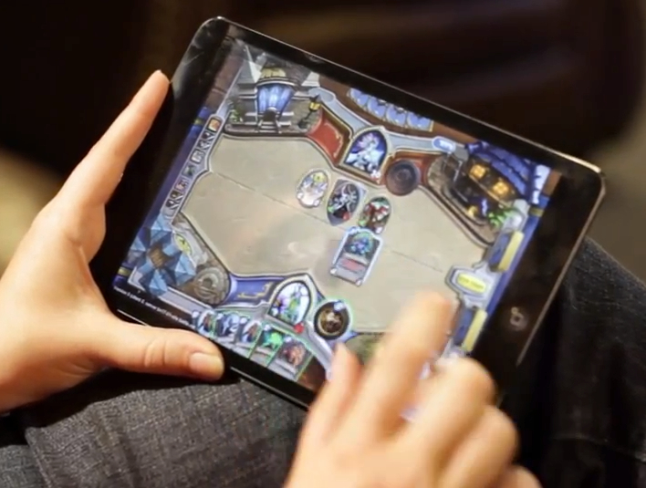Blizzard: новая игра Hearthstone Heroes of Warcraft