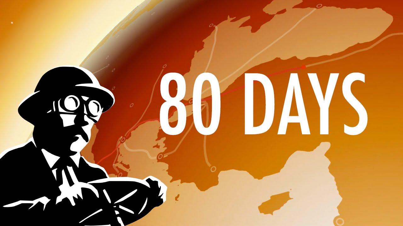IOS проект 80 Days победил в рейтинге игр по версии журнала Time