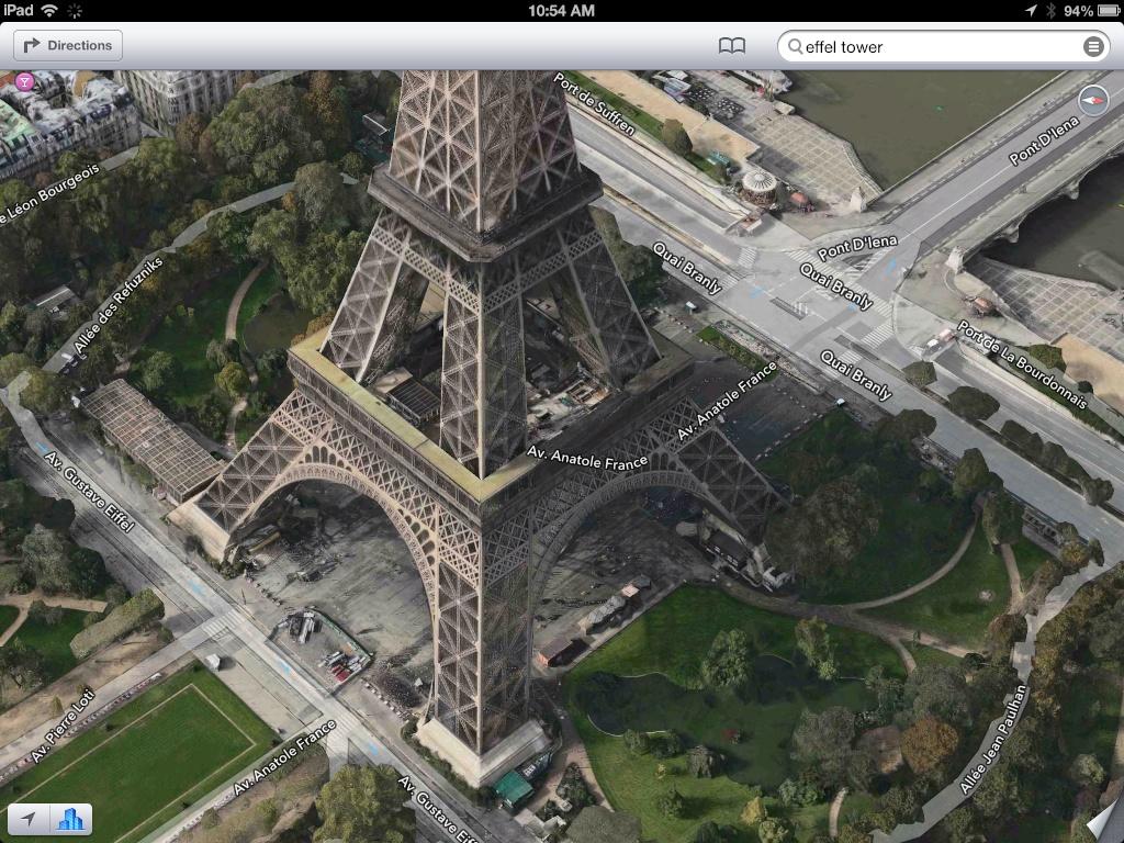 Виртуальное путешествие по европейским городам при помощи iOS 8 и OS X Yosemite