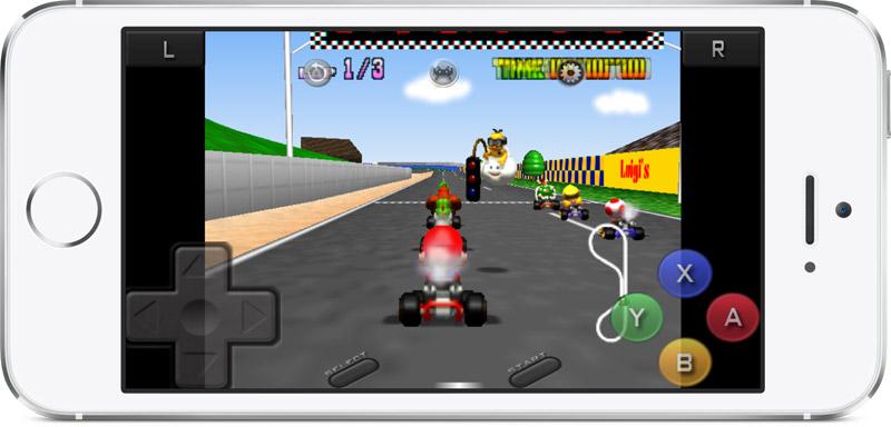 эмулятор playstation iOS