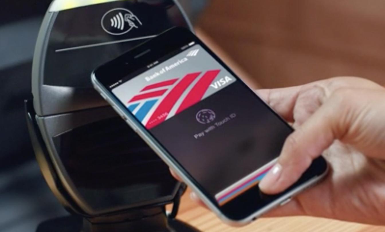 Apple Pay завоевывает рынок