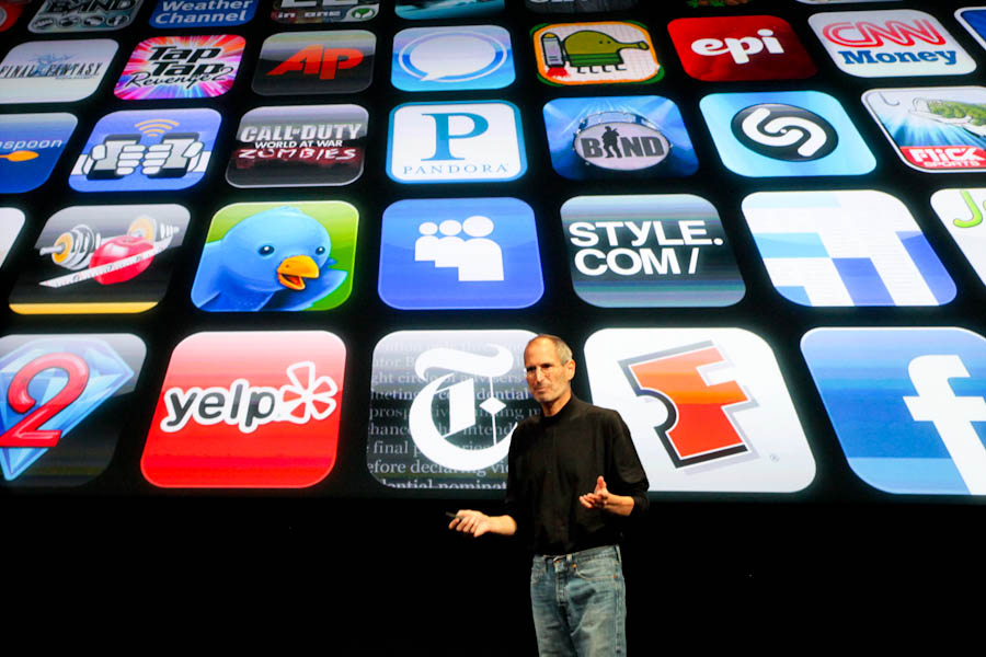Изменение цен на приложения от Apple