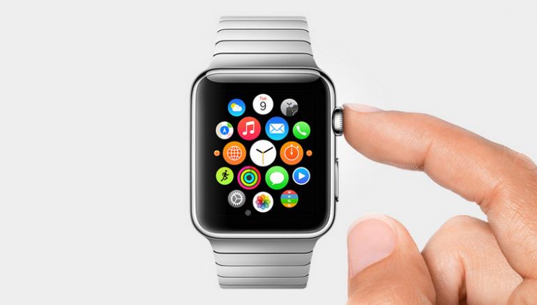 Apple Watch появятся на витринах магазинов в 2015 году