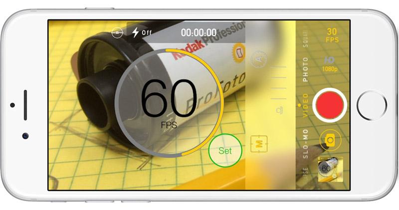 Новая надстройка CameraTweak для iOS 8: 10 новых функций