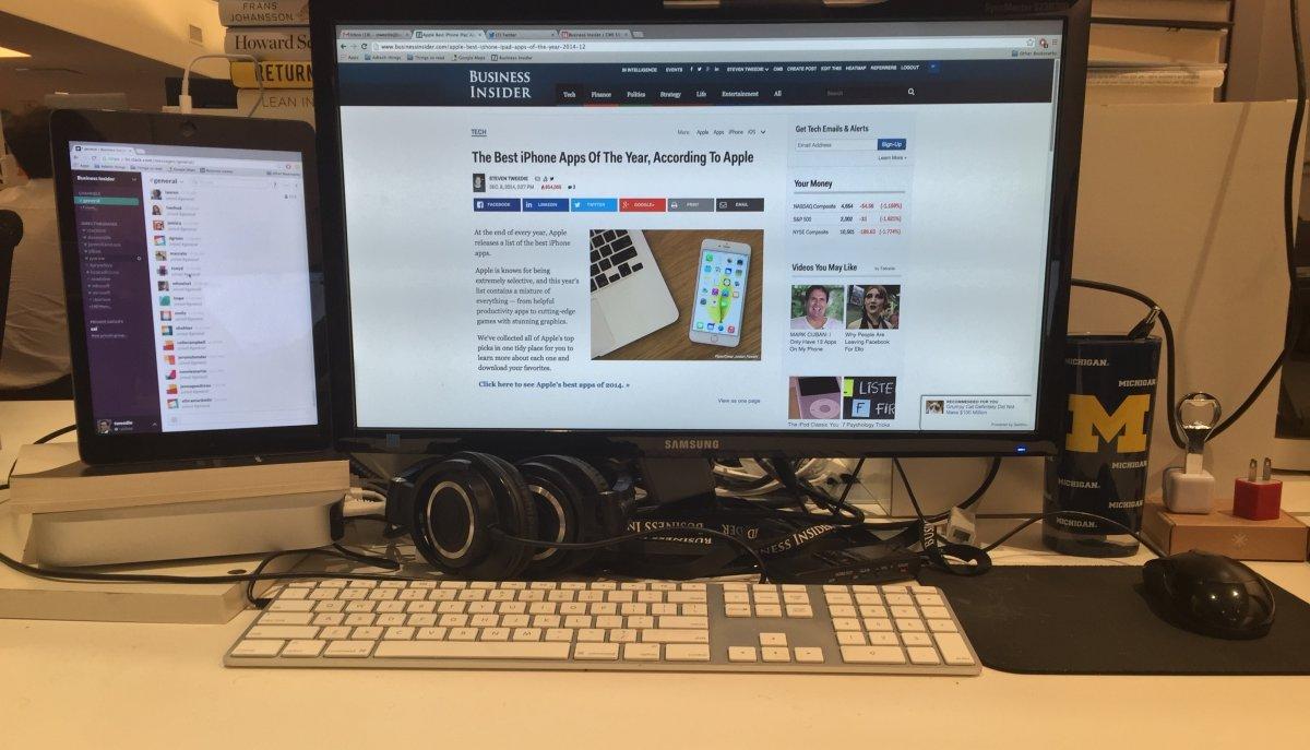 Бывший сотрудник Apple создал приложение, с помощью которого iPad становится вторым экраном MacBook