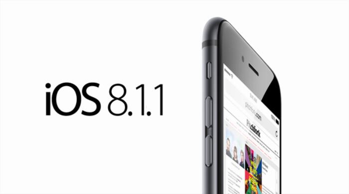 В Apple прекратили подписывать iOS 8.1.1.