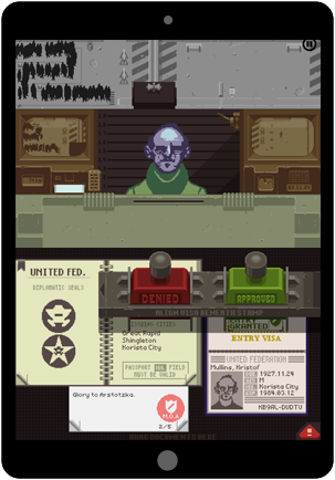Papers, Please – скачать iPad