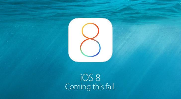 Слухи о популярности iOS 8 оказались не вполне оправданными