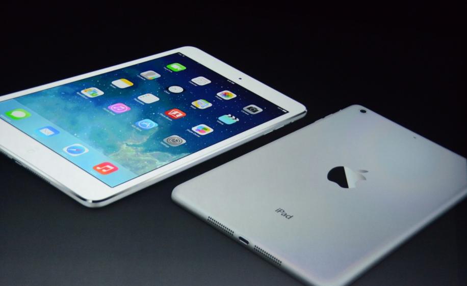 Лучший планшет уходящего года – IPad Air 2