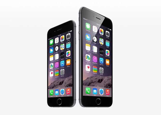 Спрос на новейшие iPhone 6 до сих пор не удовлетворен