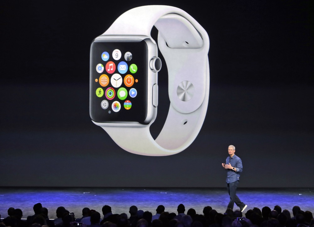 «Умные» часы появятся в продаже не ранее, чем в конце следующего года