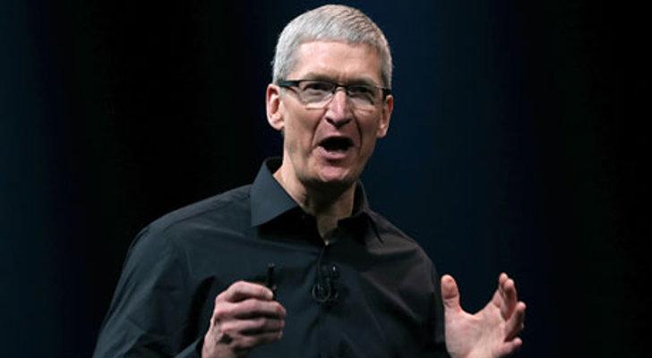 Босс Apple Тим Кук - человек года
