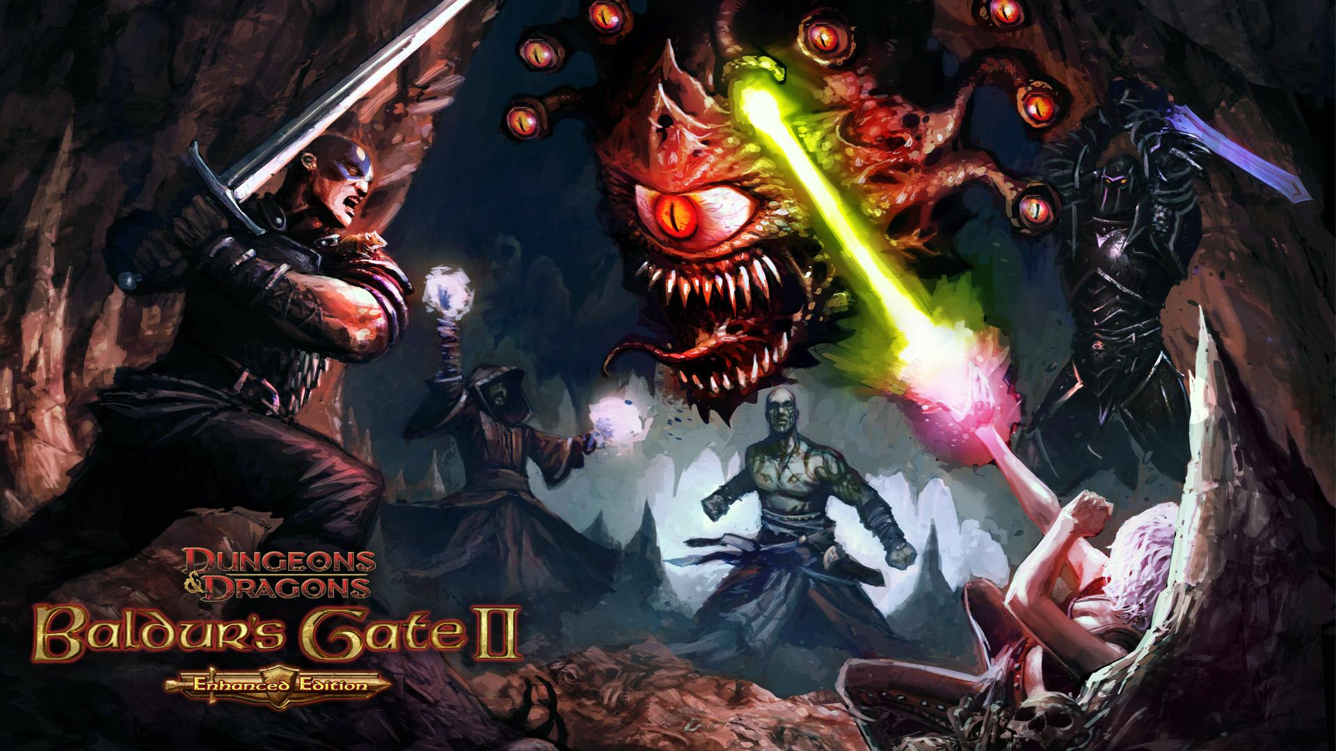 16 декабря обновленный ролевик Baldur's Gate 2: Enhanced Edition будет доступен для Android, iPhone, Linux