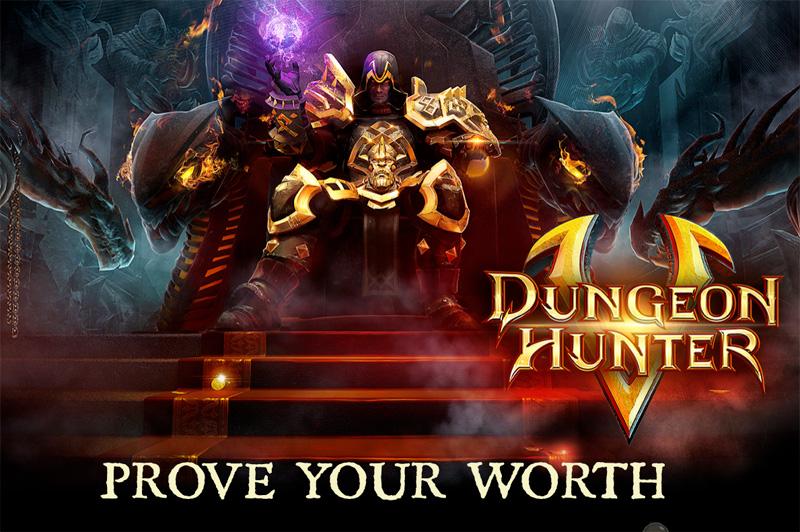 Официальное представление Dungeon Hunter 5