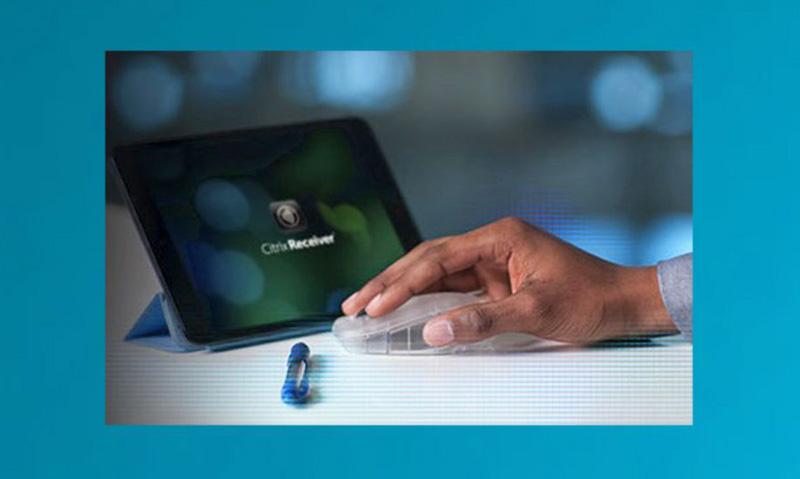 Мышь для iPad и iPnone от Citrix