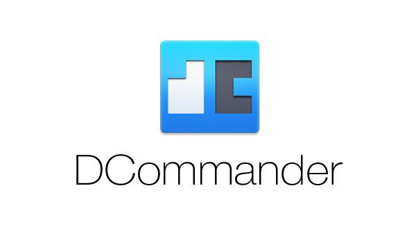 Файловый менеджер DCommander