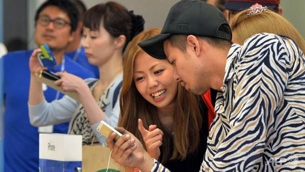 Apple уверенно теснит Samsung на азиатских рынках