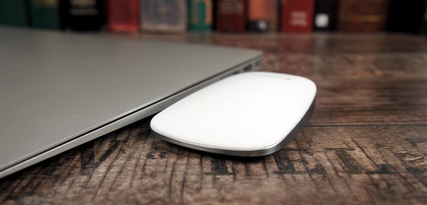 Мышь Logitech Ultrathin Touch Mouse T631