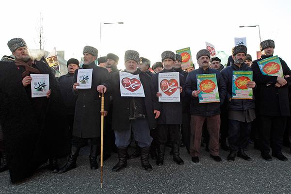 В Чечне прозвучал призыв не покупать iPhone