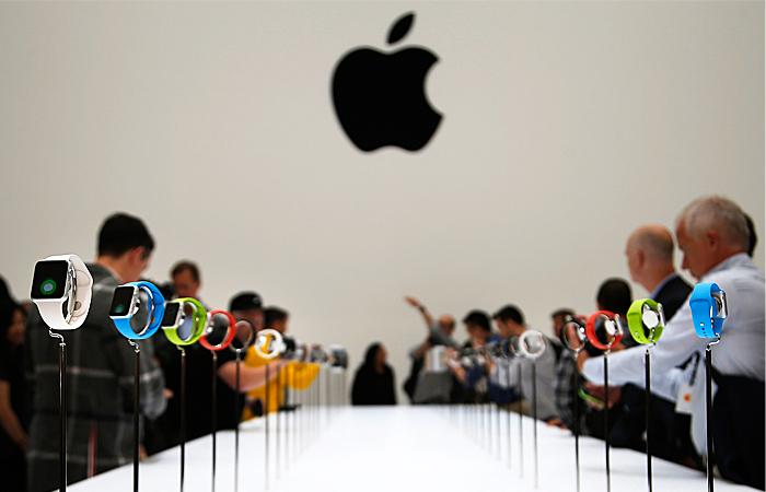 Прибыль Apple достигла рекордного уровня