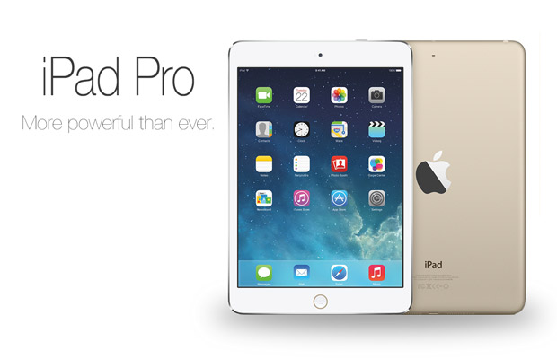 У iPad Pro появится стилус