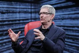 Доход главы Apple вырос вдвое за 2014 год
