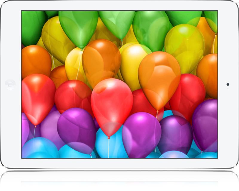 С днем рождения iPad!