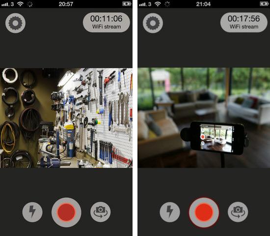 Приложение Manything, превращает гаджет в камеру видеонаблюдения