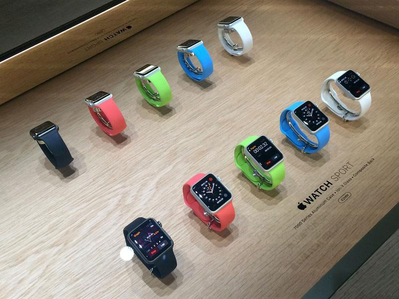Сейфы для Apple Watch или ювелирные изделия от Apple