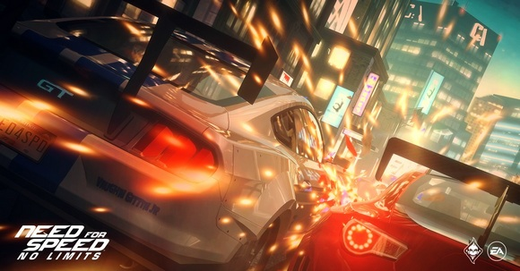 Need for Speed: No Limits для iOS
