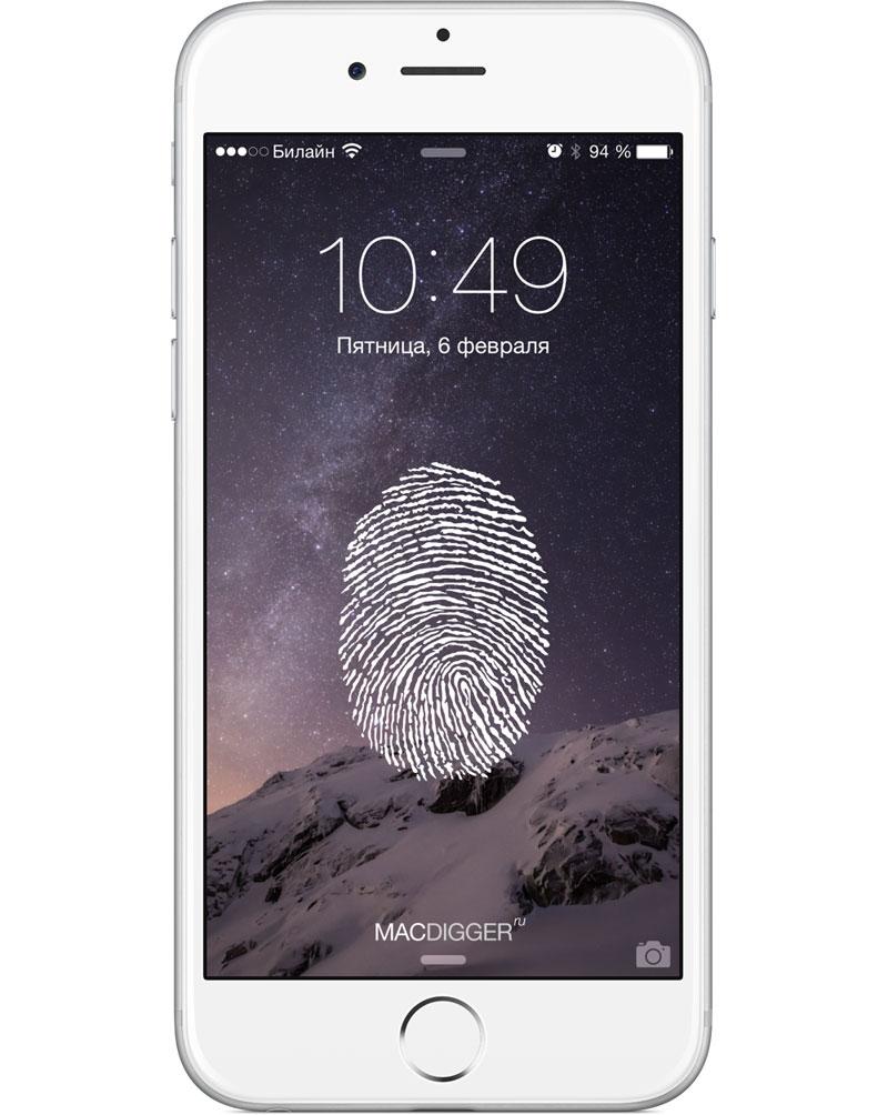 Экран iPad может получить встроенную технологию Touch-HD
