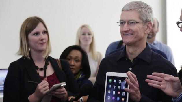 Будущее iPad туманно и не оптимистично