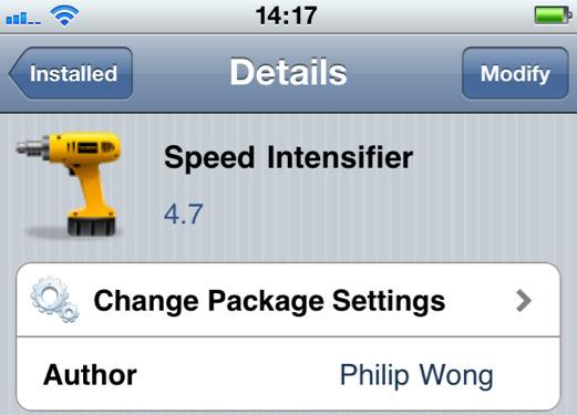 Разгоняем анимацию на iOS 8 при помощи Speed Intensifier