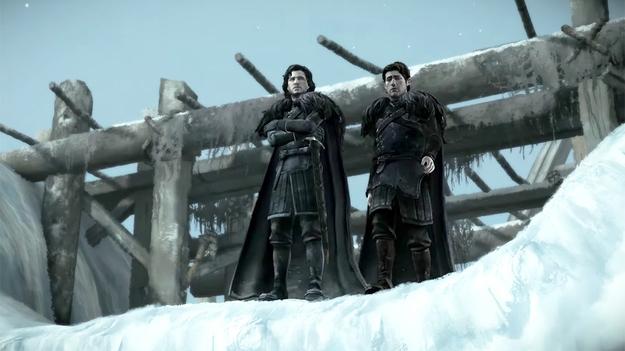 Вышел второй эпизод «Игры престолов»