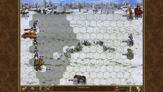 Возвращение  Heroes of Might & Magic III – HD Edition