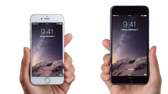 Зафиксировано рекордное количество перебежчиков с Android на iPhone 6 и iPhone 6