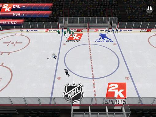 NHL 2K – игра для взрослых и мужественных хоккеистов