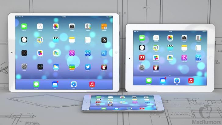 В сети появилась информация о новой версии iPad