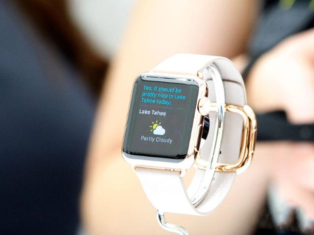Apple Watch будут водонепроницаемы