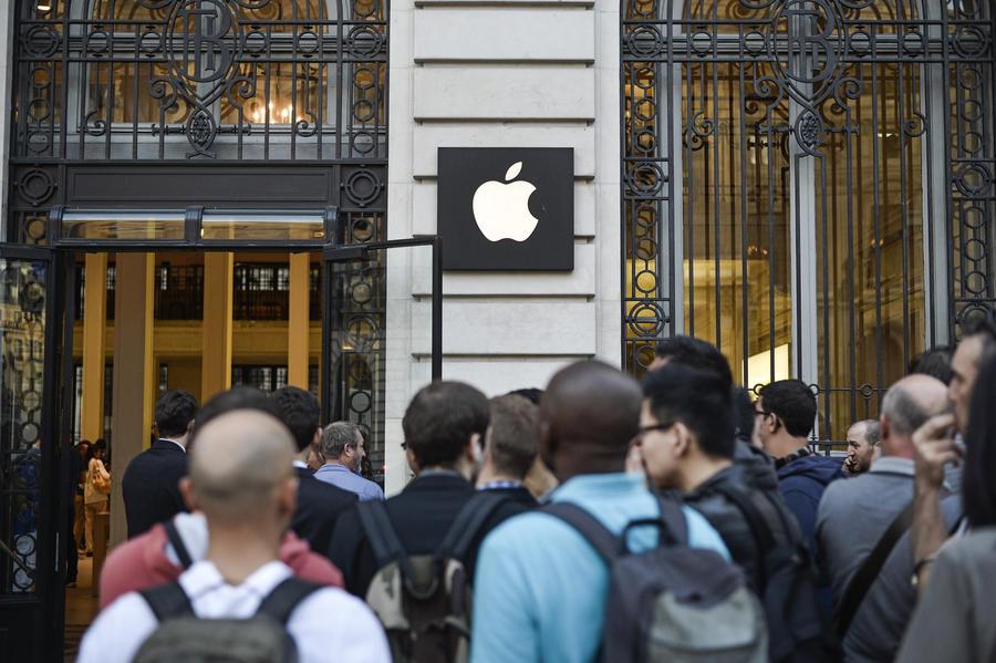 Apple вынужден будет в суде защищать память своих устройств