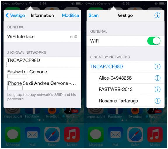 Wi-Fi под контролем Vestigo