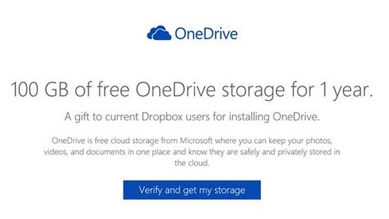Как получить 100Гб в OneDrive бесплатно