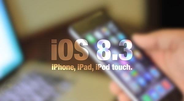 Вышла iOS 8.3 beta 1. Что нового