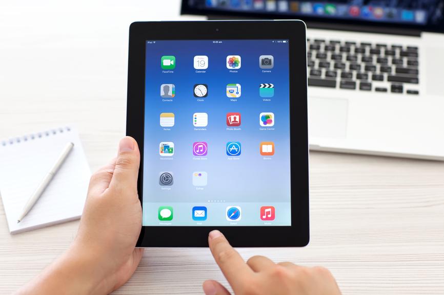 iPad дорогое удовольствие для американских школьников