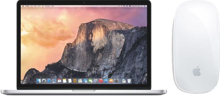 Mac со сканером отпечатков пальцев - реальность или фантастика?