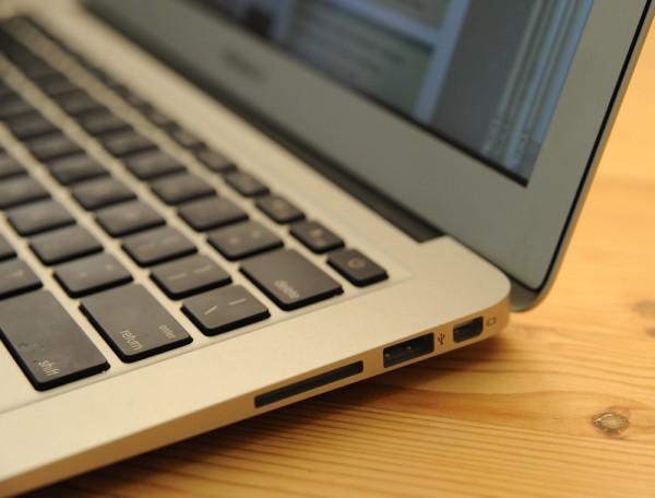 По слухам Apple определилась с датой выхода MacBook Air
