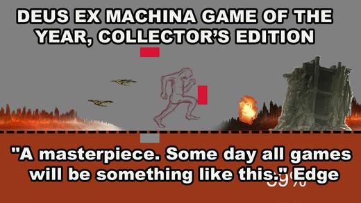 Deus Ex Machina переиздана на iOS