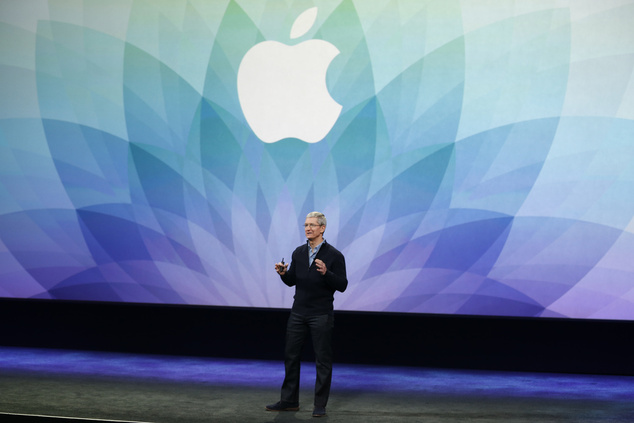 Apple Store был недоступен до презентации Spring Forward